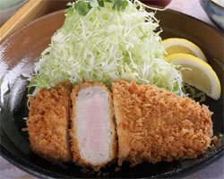 やまと豚厚切ロースかつ定食 <税込2,484円>