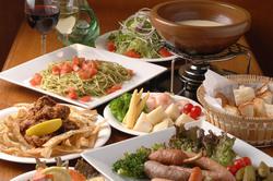 美味しいお料理とお酒で みんなでわいわいパーティー☆