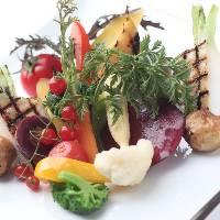 新鮮な鎌倉野菜を召し上がれ♪