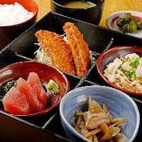 [手作りの逸品!] 鮮魚の他、鶏や牛肉、新鮮野菜の逸品多数♪