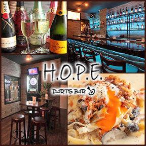 個室&少人数貸切 Dining&DartsBar HOPE(ホープ)小田原の画像