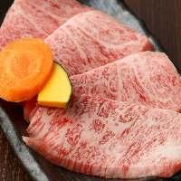 《野菜や米も》 国産にこだわり厳選した食材を使用しております