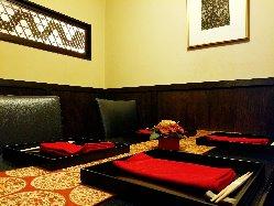 大切な会食に、2~4名様迄の完全個室。人気のお席ゆえお早目に。