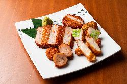 薩摩の本場郷土料理をご準備しております