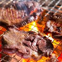 柔らか肉厚の絶品牛タンは変わらずの人気メニュー!