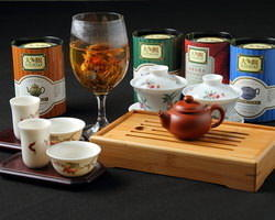 中国茶、入れ方などの セミナーも開催しています