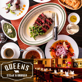 QUEENS STEAK&BURGER