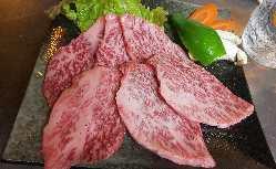 当店では高級店のお肉をリーズナブルな価格でご提供しております
