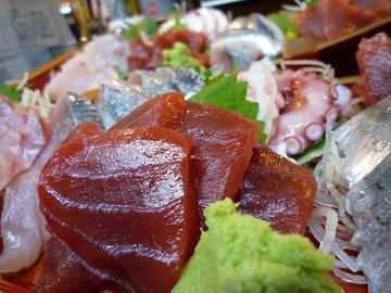 こだわりの鮮魚とまぐろ料理 まぐろのカリスマ