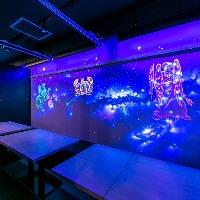 完全個室は2~70名まで、あらゆる人数に対応可能でございます!