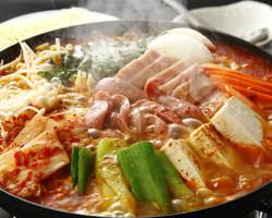 《おまかせ韓国料理&焼肉》 ご予算に応じます。