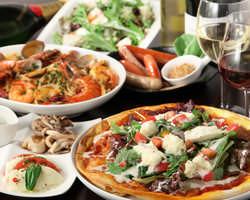 気軽に本格イタリアンが食べられるお店!