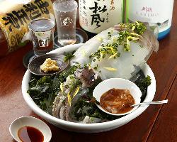 ご宴会コースも4500円より!2時間飲み放題付きと充実してます!