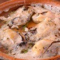 新鮮な牡蠣