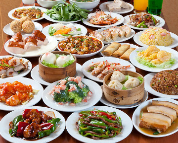 フカヒレ&ズワイ蟹食べ放題 老北京 ‐ROUPEKIN‐ 中華街本店