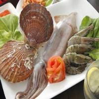 海鮮も多数ご用意しております!お肉に飽きたら海鮮がおすすめ!