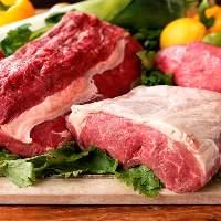 【お肉】 赤身と脂のバランスが良いウルグアイ産牛肉をぜひ