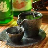 こだわり日本酒の取揃え♪四国郷土料理との相性抜群