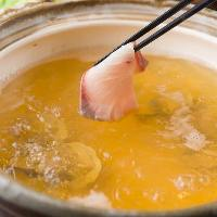 【宴会コース】 「ぶりしゃぶ」をメインに四国の郷土料理を堪能