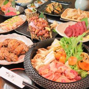 鶏料理 個室居酒屋 鶏武士(とりぶし)秋葉原店