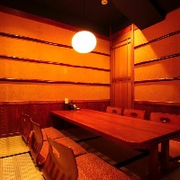 《人気の個室空間》 ご宴会のご予約はお早めに!!少人数可