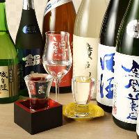 【お酒にこだわる】 その日イチ押しの日本酒を利酒師が厳選