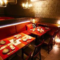 10~20名様用の宴会個室スペースも完備◎
