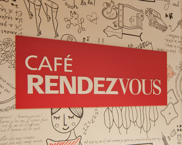 Cafe Rendezvousの画像