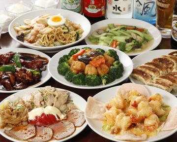 中華食べ放題 順順餃子房 秋葉原2号店の画像