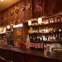 ◎アメリカンな空間◎世界各国のビールも楽しめる!