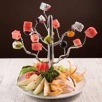 インスタ映え!幸せのフルーツツリー(果物の盛り合せ)♪