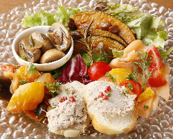 nico 赤羽オリジナル♪季節の食材を楽しめるアラカルトメニュ-