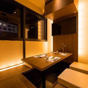 個室居酒屋 晴れのちけむり、ときどきちいず。赤坂見附店