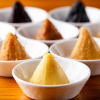 自慢の味噌を使用したお料理は絶品!日本酒好きにはたまらない!