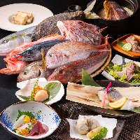 淡路島や全国の日本酒も豊富に取り揃えております。