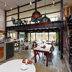 Riverside Cafe Cielo y Rioの画像