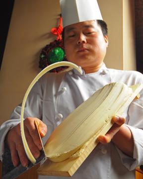 唐朝刀削麺 西新宿店の画像