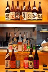 日本酒/焼酎/梅酒…たくさんの種類がお待ちしてます☆