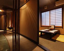 ◆個室空間:全7部屋◆ 2名様から25名様まで対応可能