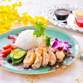 シンガポール料理専門店 HAWKERS(ホーカーズ)海南鶏飯の画像