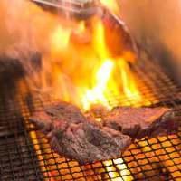 お肉の様々な希少部位が日替わりで楽しめます。