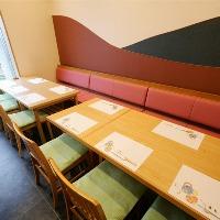 【8名~12名様テーブル個室はカジュアルなご宴会にもぴったり。