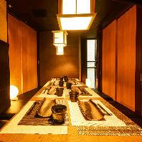こだわりの日本酒と自慢の料理を思う存分に堪能ください。