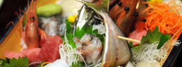 海鮮 本格串焼き 金井商店