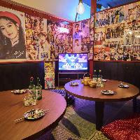◆お席◆ 2~40名様用のバル空間!新橋×居酒屋