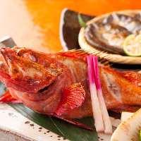 自慢の魚料理の数々♪