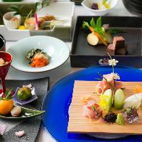 「牛ステーキ」などが楽しめる和食会席をどうぞご堪能ください