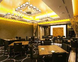 宴会広間は、20〜着席40名、立食60名様までの貸切ご利用大歓迎