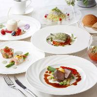 本格仏料理「洋食コース」5,000円(税サ別)はフォーマルな会食に
