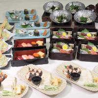 【料理のみ】季節の握りコース 3,000円税込